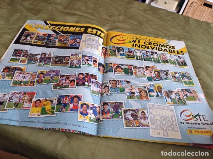 Coleccionismo deportivo: M-33 ALBUM DE FUTBOL ESTE PANINI LIGA 2012 2013 12 13 VER FOTOS PARA ESTADO Y CROMOS INCLUYE MESSI - Foto 3 - 253812395