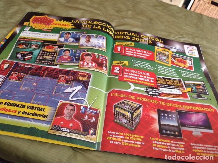 Coleccionismo deportivo: M-33 ALBUM DE FUTBOL ESTE PANINI LIGA 2012 2013 12 13 VER FOTOS PARA ESTADO Y CROMOS INCLUYE MESSI - Foto 26 - 253812395