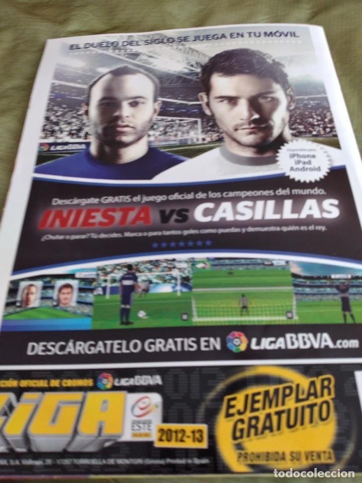 Coleccionismo deportivo: M-33 ALBUM DE FUTBOL ESTE PANINI LIGA 2012 2013 12 13 VER FOTOS PARA ESTADO Y CROMOS INCLUYE MESSI - Foto 35 - 253812395