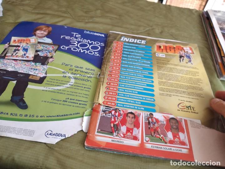 Coleccionismo deportivo: M-33 ALBUM DE FUTBOL ESTE PANINI LIGA 2008 2009 08 09 VER FOTOS PARA ESTADO Y CROMOS INCLUYE MESSI - Foto 3 - 253812750