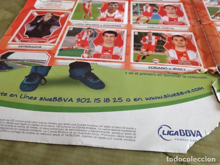 Coleccionismo deportivo: M-33 ALBUM DE FUTBOL ESTE PANINI LIGA 2008 2009 08 09 VER FOTOS PARA ESTADO Y CROMOS INCLUYE MESSI - Foto 5 - 253812750