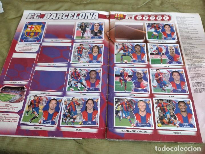 Coleccionismo deportivo: M-33 ALBUM DE FUTBOL ESTE PANINI LIGA 2008 2009 08 09 VER FOTOS PARA ESTADO Y CROMOS INCLUYE MESSI - Foto 8 - 253812750