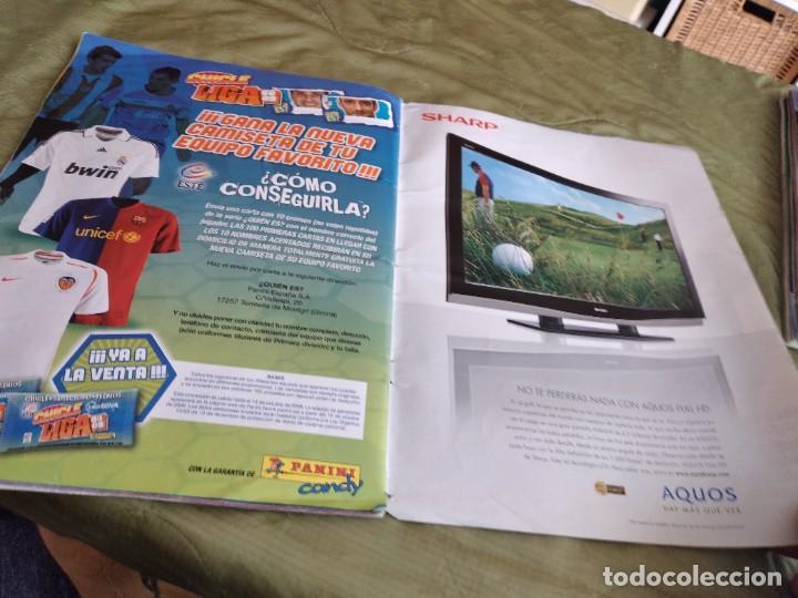 Coleccionismo deportivo: M-33 ALBUM DE FUTBOL ESTE PANINI LIGA 2008 2009 08 09 VER FOTOS PARA ESTADO Y CROMOS INCLUYE MESSI - Foto 33 - 253812750