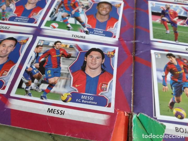 Coleccionismo deportivo: M-33 ALBUM DE FUTBOL ESTE PANINI LIGA 2008 2009 08 09 VER FOTOS PARA ESTADO Y CROMOS INCLUYE MESSI - Foto 8 - 253813095