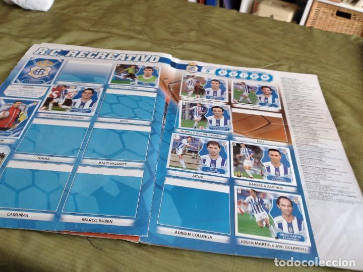 Coleccionismo deportivo: M-33 ALBUM DE FUTBOL ESTE PANINI LIGA 2008 2009 08 09 VER FOTOS PARA ESTADO Y CROMOS INCLUYE MESSI - Foto 22 - 253813095