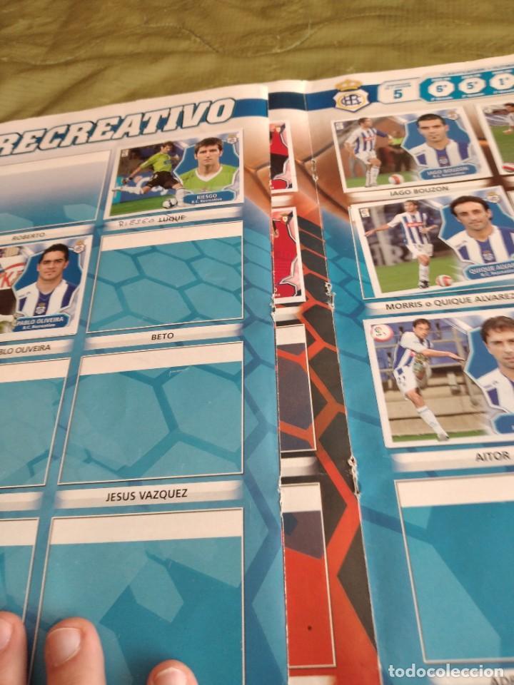 Coleccionismo deportivo: M-33 ALBUM DE FUTBOL ESTE PANINI LIGA 2008 2009 08 09 VER FOTOS PARA ESTADO Y CROMOS INCLUYE MESSI - Foto 23 - 253813095