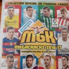 Coleccionismo deportivo: MGK 2016-17 CONTIENE 206 CROMOS. Lote 253818460