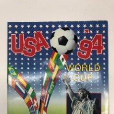 Coleccionismo deportivo: ÁLBUM PANINI MUNDIAL DE FÚTBOL USA 94 2006. Lote 253868525