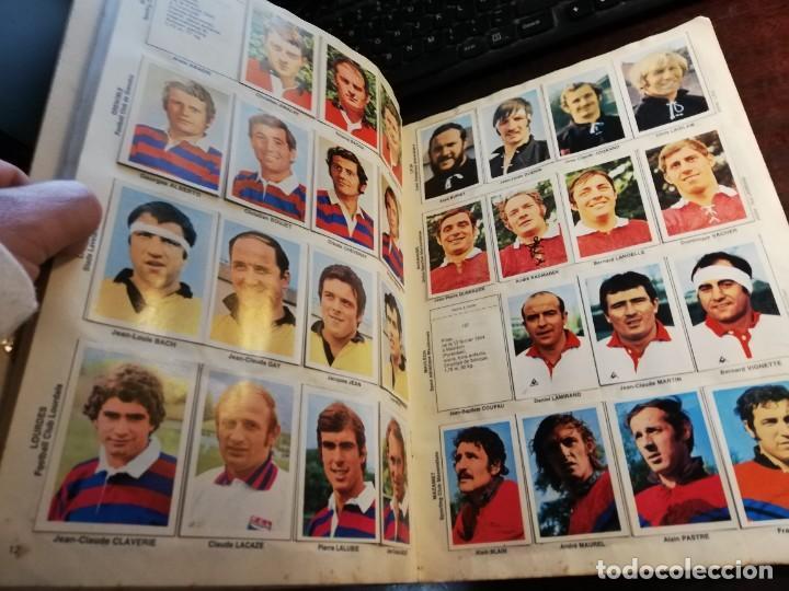 Coleccionismo deportivo: LOTE 3 ALBUMS DE CROMOS LIGA DE FUTBOL Y ETOILES DE RUGBY Y DE FOOTBALL FRANCIA Y LOTE DE CROMOS - Foto 8 - 253926600