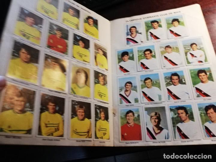 Coleccionismo deportivo: LOTE 3 ALBUMS DE CROMOS LIGA DE FUTBOL Y ETOILES DE RUGBY Y DE FOOTBALL FRANCIA Y LOTE DE CROMOS - Foto 9 - 253926600