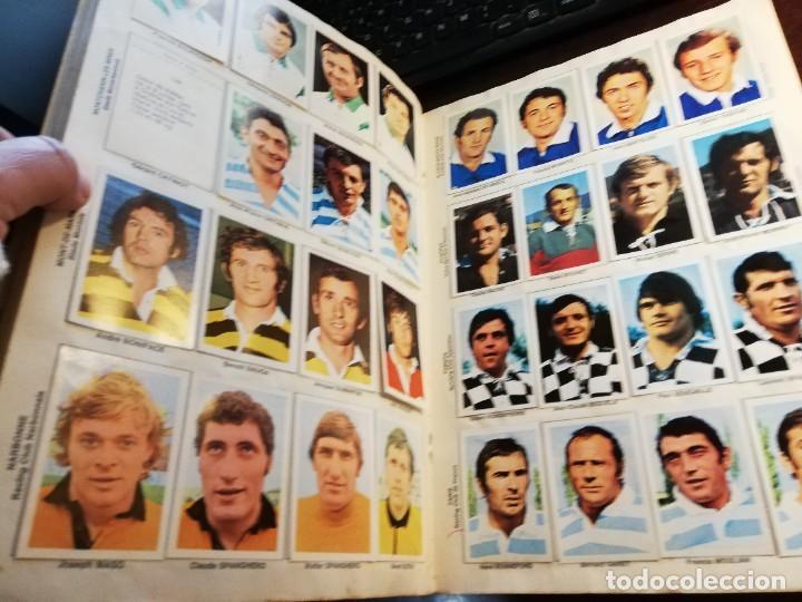 Coleccionismo deportivo: LOTE 3 ALBUMS DE CROMOS LIGA DE FUTBOL Y ETOILES DE RUGBY Y DE FOOTBALL FRANCIA Y LOTE DE CROMOS - Foto 10 - 253926600