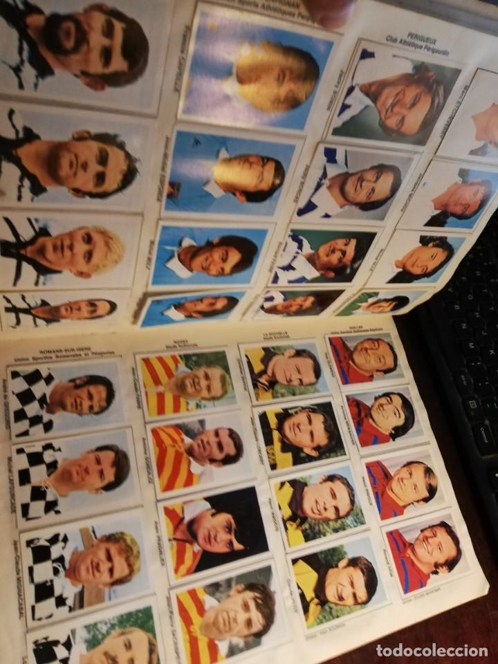Coleccionismo deportivo: LOTE 3 ALBUMS DE CROMOS LIGA DE FUTBOL Y ETOILES DE RUGBY Y DE FOOTBALL FRANCIA Y LOTE DE CROMOS - Foto 12 - 253926600