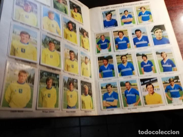 Coleccionismo deportivo: LOTE 3 ALBUMS DE CROMOS LIGA DE FUTBOL Y ETOILES DE RUGBY Y DE FOOTBALL FRANCIA Y LOTE DE CROMOS - Foto 16 - 253926600