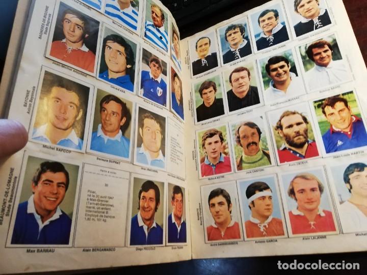Coleccionismo deportivo: LOTE 3 ALBUMS DE CROMOS LIGA DE FUTBOL Y ETOILES DE RUGBY Y DE FOOTBALL FRANCIA Y LOTE DE CROMOS - Foto 18 - 253926600