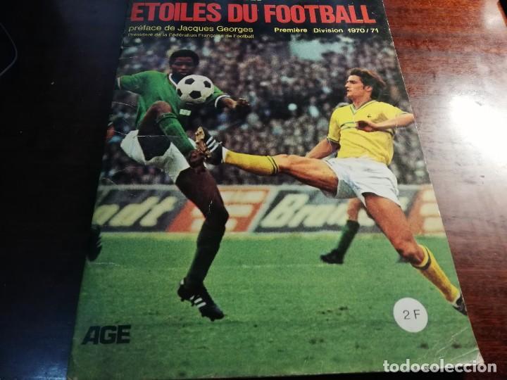 Coleccionismo deportivo: LOTE 3 ALBUMS DE CROMOS LIGA DE FUTBOL Y ETOILES DE RUGBY Y DE FOOTBALL FRANCIA Y LOTE DE CROMOS - Foto 19 - 253926600