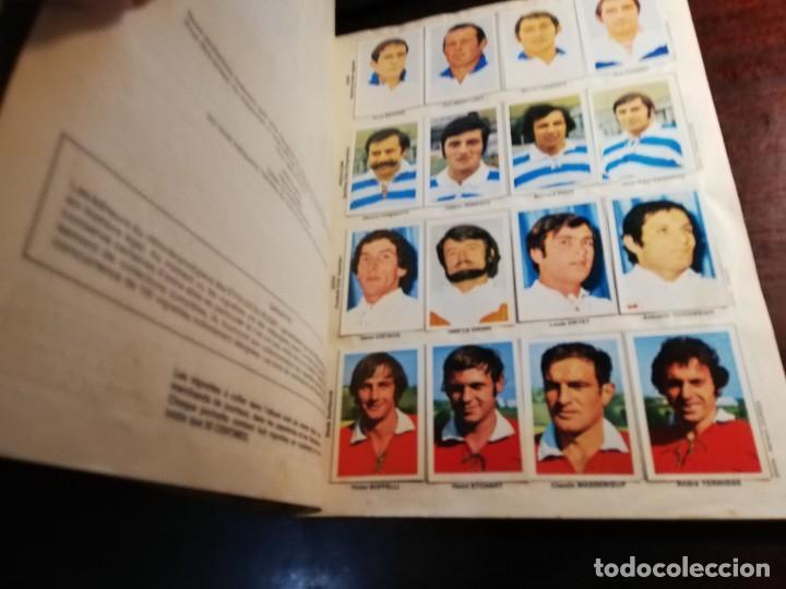 Coleccionismo deportivo: LOTE 3 ALBUMS DE CROMOS LIGA DE FUTBOL Y ETOILES DE RUGBY Y DE FOOTBALL FRANCIA Y LOTE DE CROMOS - Foto 22 - 253926600