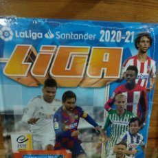 Colecionismo desportivo: ALBUM DE TAPA DURA LIGA ESTE 2020 2021 SIN ABRIR PANINI 20/21 *. Lote 254069230
