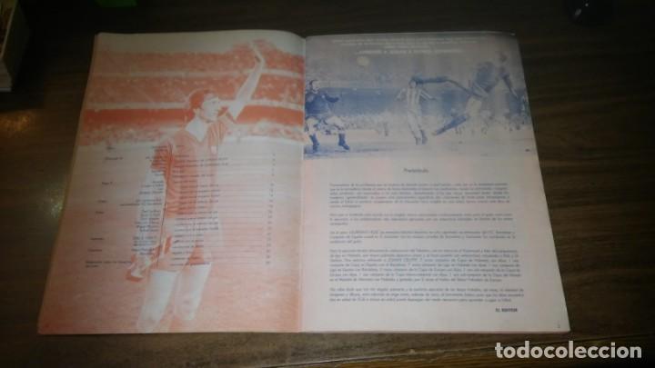 Coleccionismo deportivo: APRENDE A JUGAR A FUTBOL CON JOHAN CRUYFF ( GEPRODESA, 1984) - INOMPLETO A FALTA SOLO DE 2 CROMOS - Foto 3 - 255597635