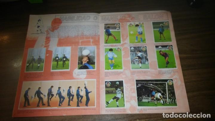 Coleccionismo deportivo: APRENDE A JUGAR A FUTBOL CON JOHAN CRUYFF ( GEPRODESA, 1984) - INOMPLETO A FALTA SOLO DE 2 CROMOS - Foto 6 - 255597635
