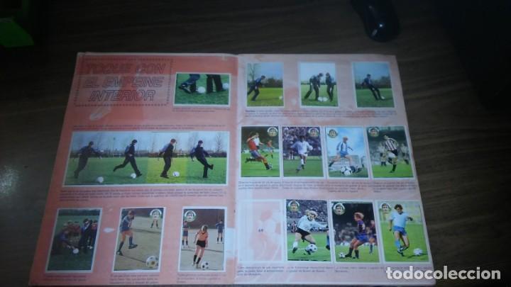 Coleccionismo deportivo: APRENDE A JUGAR A FUTBOL CON JOHAN CRUYFF ( GEPRODESA, 1984) - INOMPLETO A FALTA SOLO DE 2 CROMOS - Foto 8 - 255597635