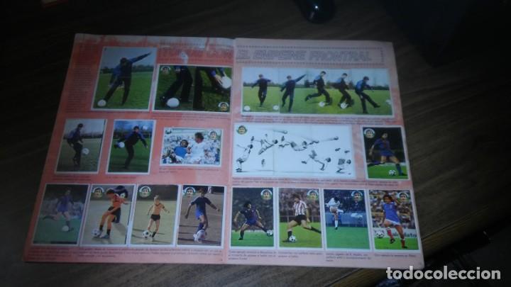 Coleccionismo deportivo: APRENDE A JUGAR A FUTBOL CON JOHAN CRUYFF ( GEPRODESA, 1984) - INOMPLETO A FALTA SOLO DE 2 CROMOS - Foto 10 - 255597635