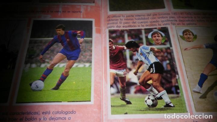 Coleccionismo deportivo: APRENDE A JUGAR A FUTBOL CON JOHAN CRUYFF ( GEPRODESA, 1984) - INOMPLETO A FALTA SOLO DE 2 CROMOS - Foto 16 - 255597635