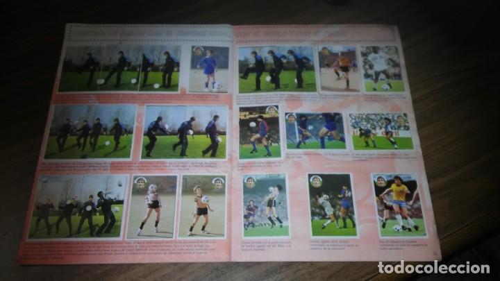 Coleccionismo deportivo: APRENDE A JUGAR A FUTBOL CON JOHAN CRUYFF ( GEPRODESA, 1984) - INOMPLETO A FALTA SOLO DE 2 CROMOS - Foto 17 - 255597635