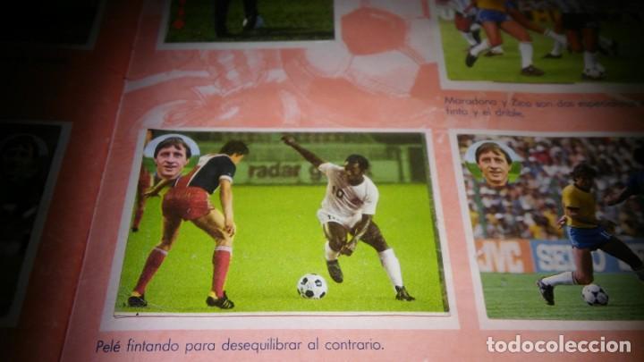 Coleccionismo deportivo: APRENDE A JUGAR A FUTBOL CON JOHAN CRUYFF ( GEPRODESA, 1984) - INOMPLETO A FALTA SOLO DE 2 CROMOS - Foto 20 - 255597635
