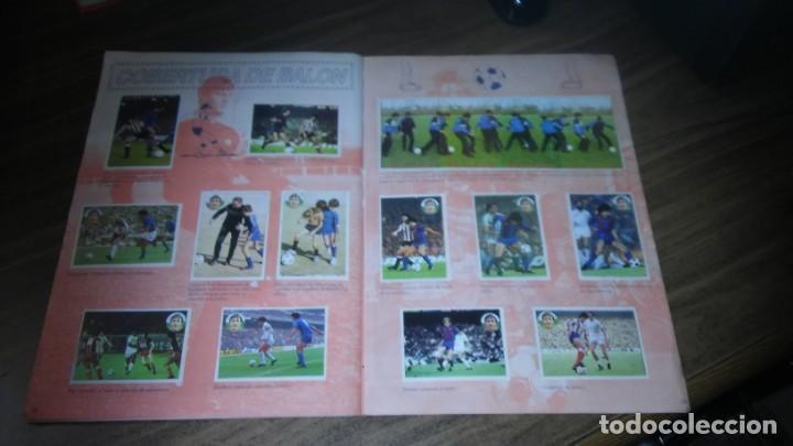Coleccionismo deportivo: APRENDE A JUGAR A FUTBOL CON JOHAN CRUYFF ( GEPRODESA, 1984) - INOMPLETO A FALTA SOLO DE 2 CROMOS - Foto 22 - 255597635