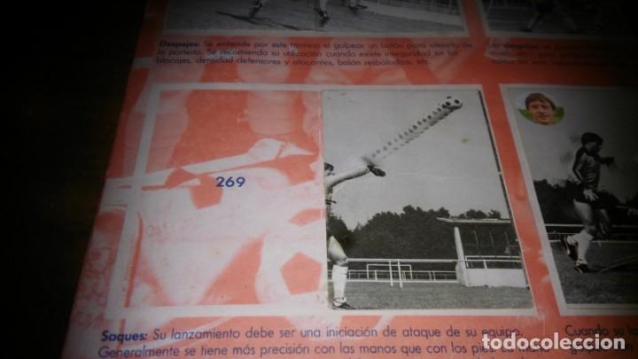 Coleccionismo deportivo: APRENDE A JUGAR A FUTBOL CON JOHAN CRUYFF ( GEPRODESA, 1984) - INOMPLETO A FALTA SOLO DE 2 CROMOS - Foto 25 - 255597635