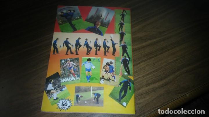 Coleccionismo deportivo: APRENDE A JUGAR A FUTBOL CON JOHAN CRUYFF ( GEPRODESA, 1984) - INOMPLETO A FALTA SOLO DE 2 CROMOS - Foto 27 - 255597635