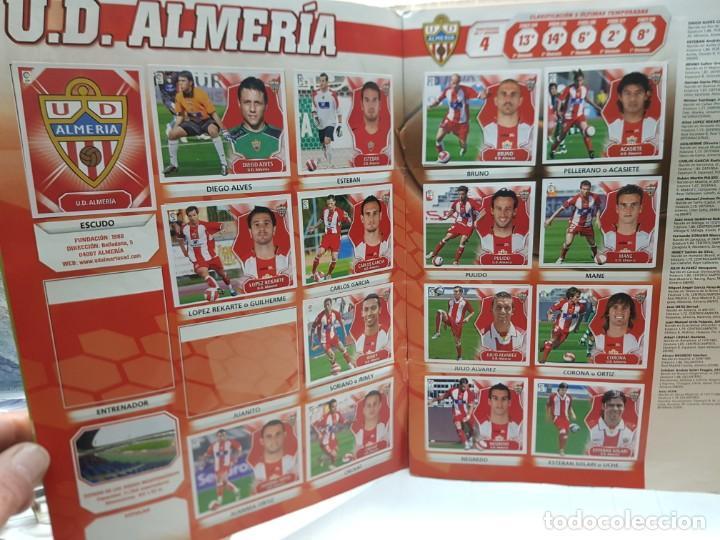 Coleccionismo deportivo: Album Liga 2008/09 Colecciones Este con 385 cromos Con Messi - Foto 2 - 255599335