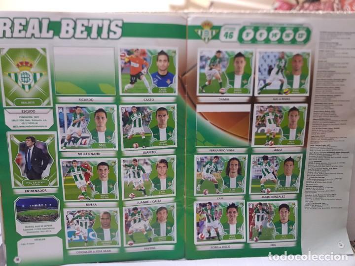 Coleccionismo deportivo: Album Liga 2008/09 Colecciones Este con 385 cromos Con Messi - Foto 7 - 255599335