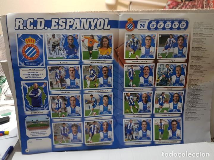 Coleccionismo deportivo: Album Liga 2008/09 Colecciones Este con 385 cromos Con Messi - Foto 9 - 255599335