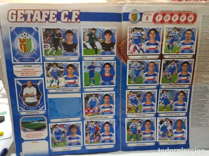 Coleccionismo deportivo: Album Liga 2008/09 Colecciones Este con 385 cromos Con Messi - Foto 10 - 255599335