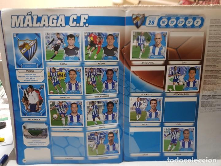 Coleccionismo deportivo: Album Liga 2008/09 Colecciones Este con 385 cromos Con Messi - Foto 12 - 255599335