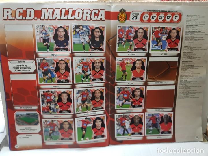Coleccionismo deportivo: Album Liga 2008/09 Colecciones Este con 385 cromos Con Messi - Foto 13 - 255599335