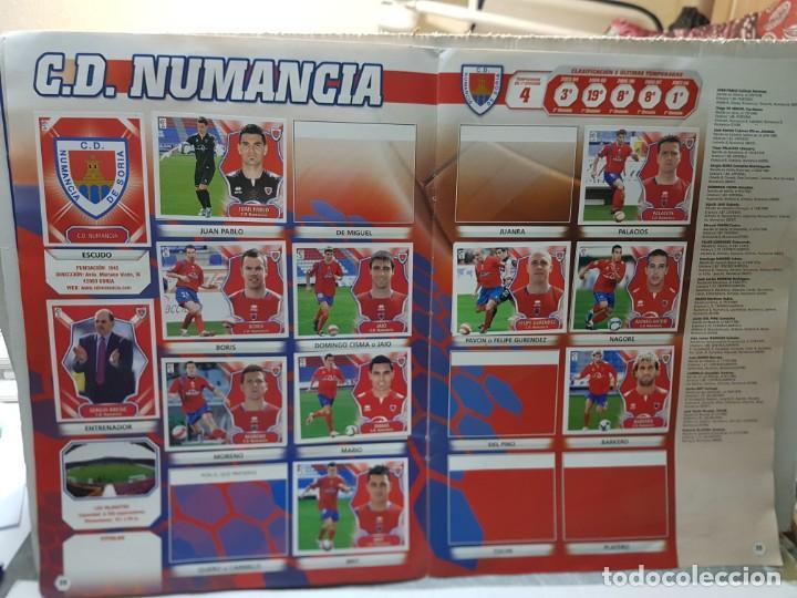 Coleccionismo deportivo: Album Liga 2008/09 Colecciones Este con 385 cromos Con Messi - Foto 14 - 255599335