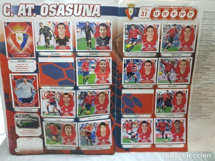 Coleccionismo deportivo: Album Liga 2008/09 Colecciones Este con 385 cromos Con Messi - Foto 15 - 255599335