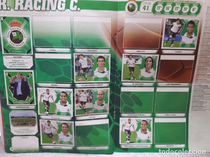 Coleccionismo deportivo: Album Liga 2008/09 Colecciones Este con 385 cromos Con Messi - Foto 16 - 255599335