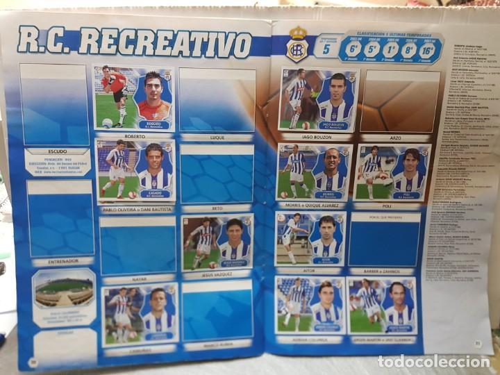 Coleccionismo deportivo: Album Liga 2008/09 Colecciones Este con 385 cromos Con Messi - Foto 17 - 255599335