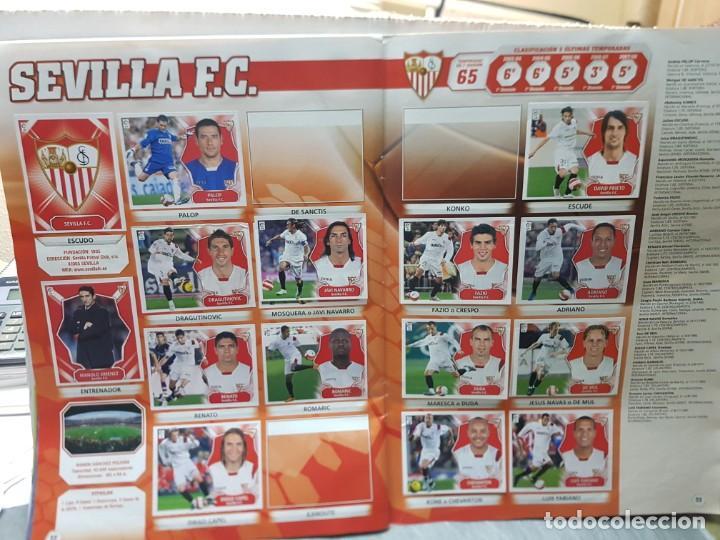 Coleccionismo deportivo: Album Liga 2008/09 Colecciones Este con 385 cromos Con Messi - Foto 18 - 255599335