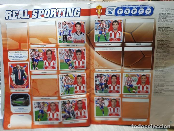 Coleccionismo deportivo: Album Liga 2008/09 Colecciones Este con 385 cromos Con Messi - Foto 19 - 255599335