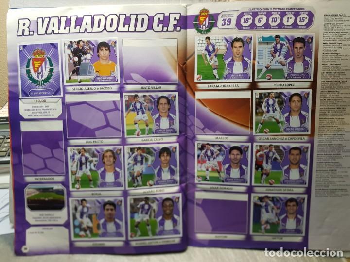 Coleccionismo deportivo: Album Liga 2008/09 Colecciones Este con 385 cromos Con Messi - Foto 21 - 255599335