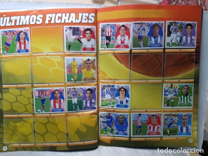 Coleccionismo deportivo: Album Liga 2008/09 Colecciones Este con 385 cromos Con Messi - Foto 24 - 255599335