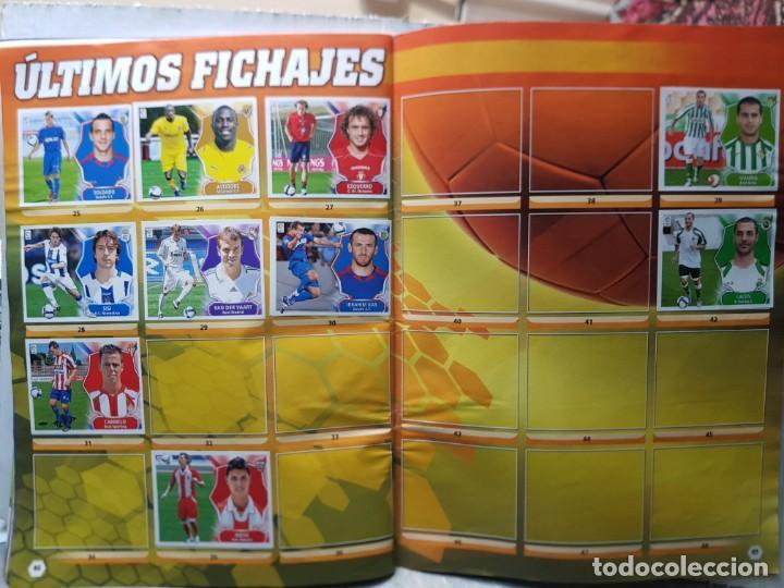 Coleccionismo deportivo: Album Liga 2008/09 Colecciones Este con 385 cromos Con Messi - Foto 25 - 255599335