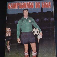 Colecionismo desportivo: ALBUM FHER 75/76. Lote 256025520
