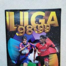 Coleccionismo deportivo: ÁLBUM CASI COMPLETO LIGA 98-99 ( 1998-1999 ). Lote 257328125