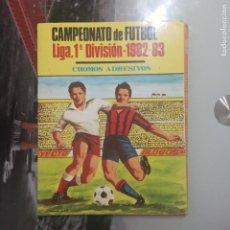 Coleccionismo deportivo: ALBUM MATEO MIRETE 82 83 CROMO FUTBOL LIGA 1982 1983 - VACIO CROMOS DESPEGADOS. Lote 257330760