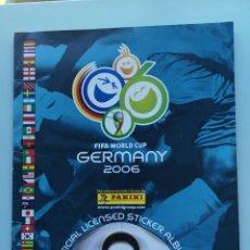 Coleccionismo deportivo: ALBUM MUNDIAL 2006 PANINI. Lote 257351255